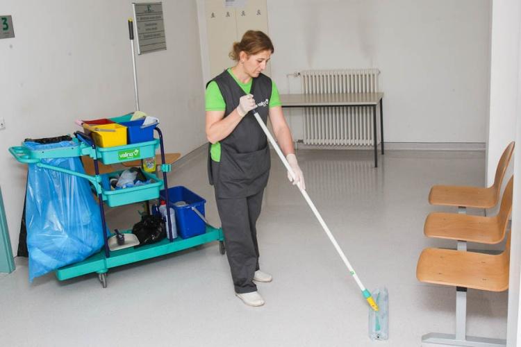 dnevno čiščenje