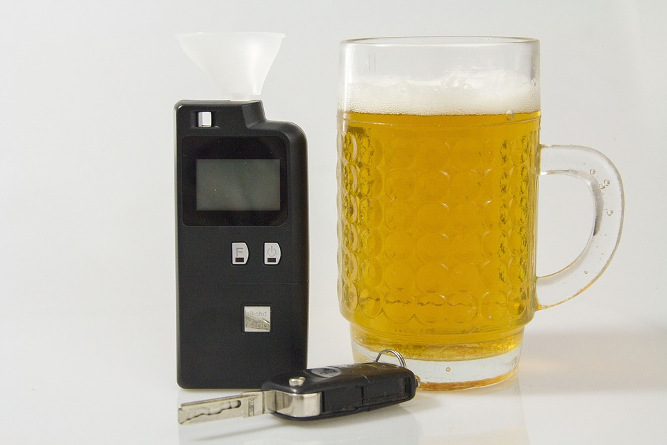 preverjanje alkoholiziranosti na delovnem mestu