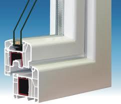 Profili PVC oken Trocal