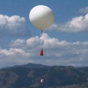 Vremenski  balon